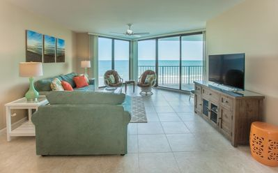 Photo for One Ocean Place - Fantastic Oceanfront condo in Garden City Beach, SC
