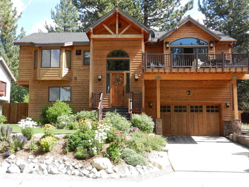 Tahoe heavenly mountain luxury vacation home hdtv hot for Heavenly cabin rentals
