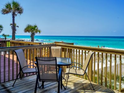 Photo for Gulf Front Beach House