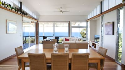 Photo for Crows Nest - Unique Beach House with Ocean Views
