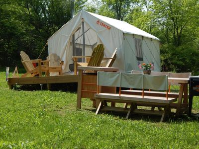 Photo for Tentrr - Butternut Valley Bunkhouse
