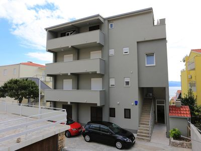 Photo for Apartment in Nemira (Omiš), capacity 2+2