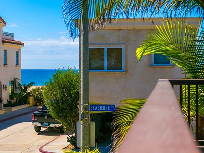 Photo for 20% OFF APR+MAY - 1 House to Sand, Views, Private Deck, Spacious, Walk to All