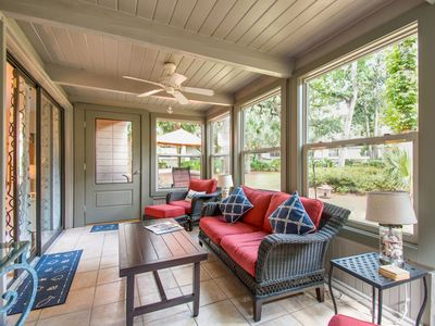 Photo for Lighthouse Rd Villa - Close to Sea Pines Beach Club, Golf, and South Beach