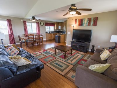 Photo for Ocean Vista House- Amazing Ocean Views, Up to 20 guests! Walking distance to Polynesian Cultural Center!