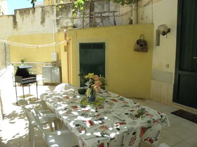 Photo for apartment in Trapani with veranda a kitchen room for 2 people + 2 possibly