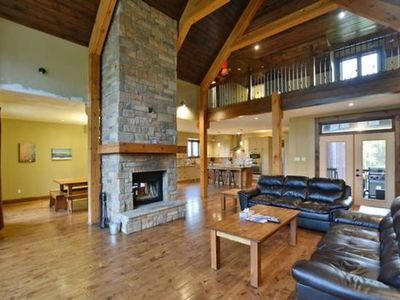 Photo for 8 Bedroom Luxury Chalet Rental w/ 6 Bathrooms - 7819  Blue Mountain Lodges