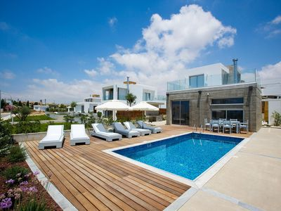 Photo for R615 Luxury 3 bedroom Villa in Paphos with Private Pool