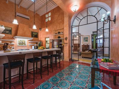Photo for Grand colonial home in historic Mérida