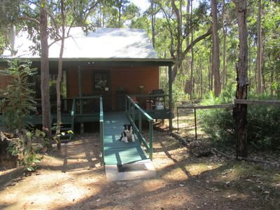 Photo for Chalet 1. Wheelchair, family and pet friendly, just 5 kms from Nannup