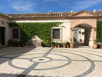 """Luxury Country House only 90"""" from Madrid"""