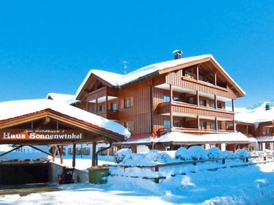 Photo for Apartments Haus Sonnenwinkel, Obermaiselstein  in Allgäu - 6 persons, 2 bedrooms