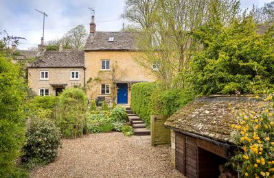 Photo for Dove Cottage is a beautiful, traditional Cotswold stone property, tucked away in the lovely Naunton