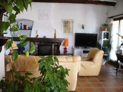 Photo for 4 room villa 6 people outdoor pool - 4 rooms 6 people
