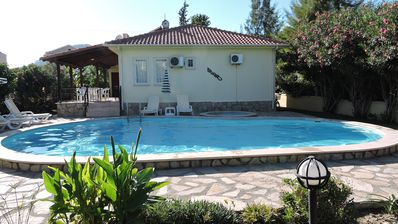 Photo for Villa/bungalow, Large Private Pool, Paddling Pool, Garden, a/c, Free WIFI