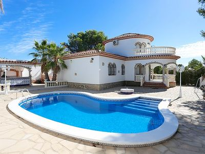 Photo for Vacation home TERE Y FRAN  in Miami Platja, Costa Daurada - 6 persons, 3 bedrooms