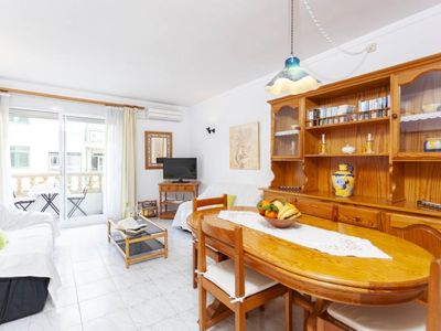 Photo for Central Puerto Pollensa modern apartment with A/C,Wifi at just 300mts from the beach.