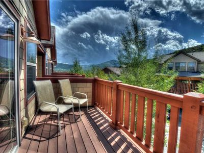 Photo for Summer Retreat with Private Hot Tub, Pool, Free Shuttle -Biking Trails