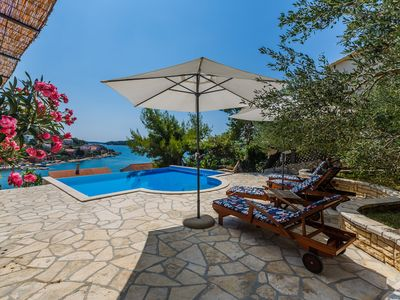 Photo for Villa Paladin - Family holiday house with private pool