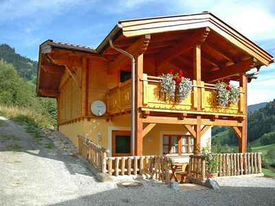 Photo for holiday home Lieslhütte, Großarl  in Salzburger Sportwelt - 8 persons, 3 bedrooms