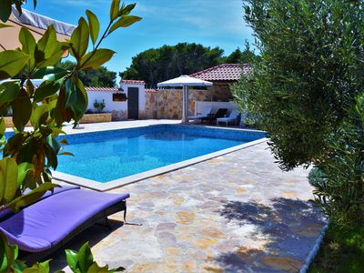 Photo for Modern and bright holiday apartment with pool, ** LASTMINUTE **