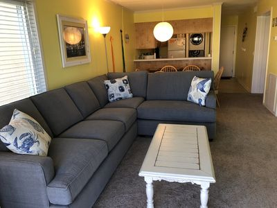 Photo for A Place At The Beach #184 - 2BR/2BA, waterslide, mini-golf, 2 pools & hot tubs