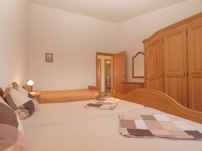 Photo for Apartment for 4 people with 2 extra beds and 2 bedrooms (ID 16185)