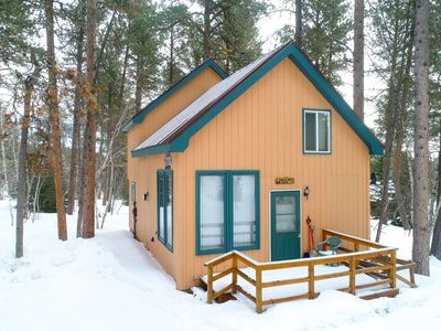 Photo for Cozy Cabin, Close to Highway, Rec. Springs, ATV/Snowmobile Trails