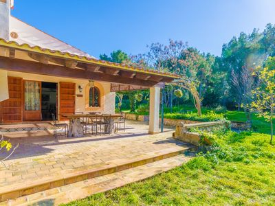 Photo for CAN CAPULLA 6 - Chalet with private garden in Ses Covetes.