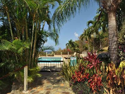 Beautifully renovated, same low price! Steps from the pool, hike to beaches.