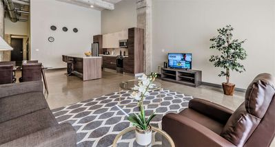 Photo for Big Comfy Apartment in Downtown Dallas (RS218)