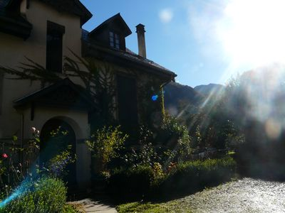 Photo for APARTMENT OF MOUNTAINS, T3 OF 55M2,4Prs, CENTER THERMAL DE LUCHON