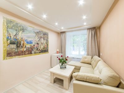 Photo for 3BR Apartment Vacation Rental in Sankt-Peterburg