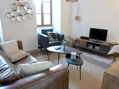 Photo for 2BR Apartment Vacation Rental in Colmar, Haut-Rhin
