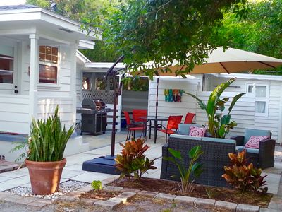 Photo for *** Downtown Bungalow ***Beaches / Restaurants / Cafes***Just Minutes away!