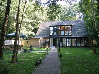 Photo for Apartment directly on the Arendsee, incl. breakfast in the hotel