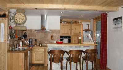 Photo for Beautiful apartment in Champagny - La Plagne