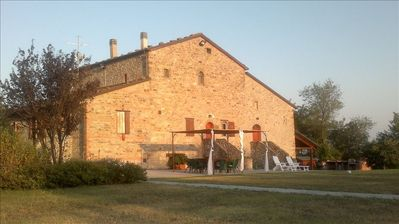 Photo for XIII Century Stone House/Villa with Large Pool Near Bologna