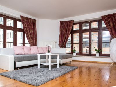 Photo for Leipzig apartment in the heart of the city