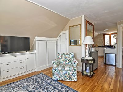 Photo for Gloucester, MA 1 BR near Beach w/ Private Garden, Deck, WiFi & More!