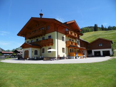 Photo for Farm holidays including Schladming-Dachsteincard Alpenrose