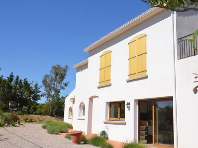 Photo for Large and private accomodation comfortably sleeping 12 with large heated pool