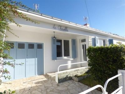 Photo for Villa Saint-Gilles-Croix-de-Vie, 3 bedrooms, 8 persons