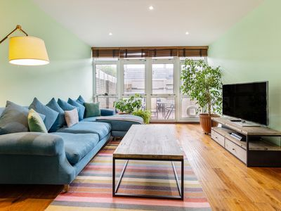 Photo for Chic 3Bed House w/Terrace in Brixton
