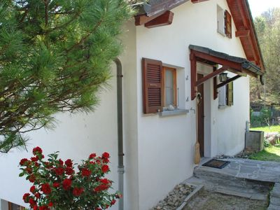 Photo for House in Prugiasco with Parking, Internet, Washing machine, Garden (666259)
