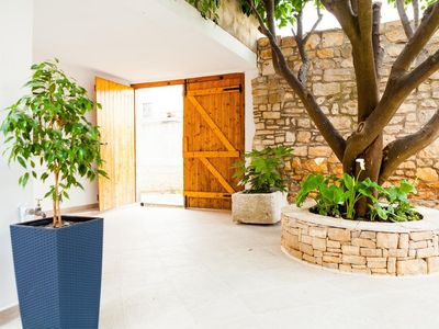 Photo for Apartment in Vela Luka (Korčula), capacity 2+0