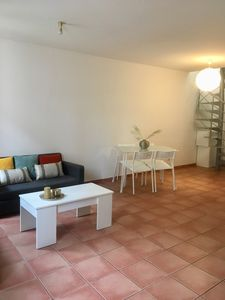 Photo for La Ciotat apartment T2 with terrace near sea, port, restaurant, shops