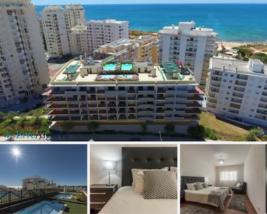 Photo for Ocean`s Terrace Apartment - 200mt from the Beach - Terrace with Pools