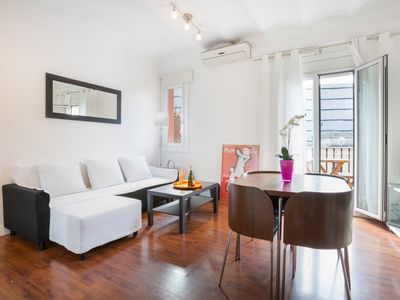 Photo for 2BR Apartment Vacation Rental in Barcelona