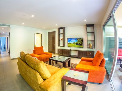 Photo for Beautiful Condo in the exclusive Vaiven in Playacar by BRIC Vacation Rentals